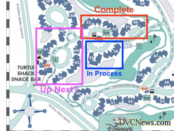 Latest on Refurbishment at Disney's Old Key West Resort | DVCinfo on