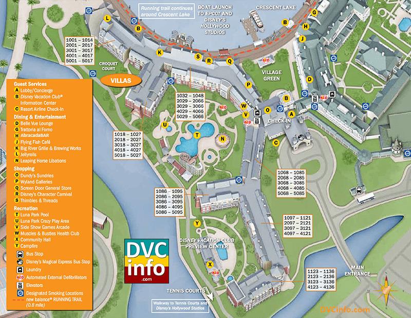 Disney S Boardwalk Villas Owners Amp Friends Dvcinfo