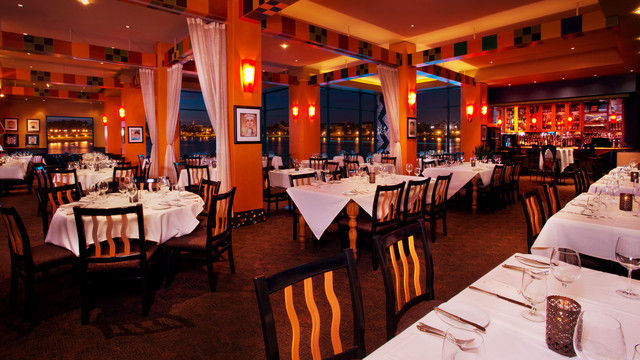 Wolfgang Puck Dining Room Downtown Disney Reviews